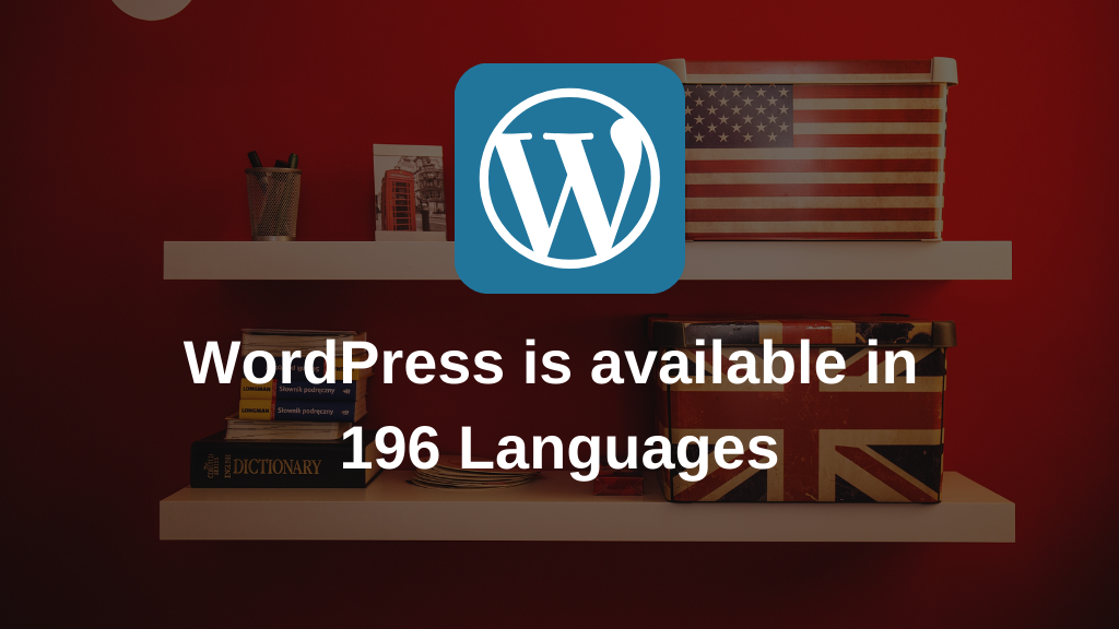 WordPress Is Available in 196 Languages
